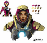 Iron Heart - Anthem COLOR