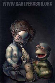 Kermit and His Screwdriver