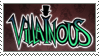 [Stamp] Villainous by SkullxCake