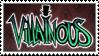 [Stamp] Villainous by CyborgVirus