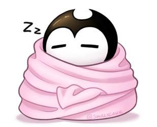 [BATIM] Blanket Burrito by SkullxCake