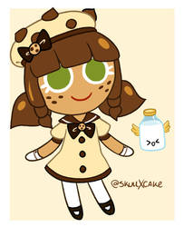 [CR] Chocolate Chip Cookie