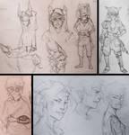 Trik | Character development