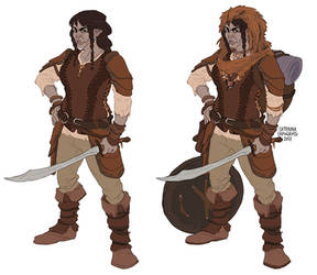 Ivessa | Character concept