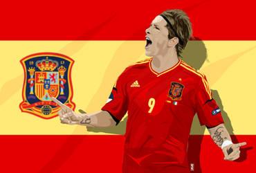 Fernando Torres by madahmed