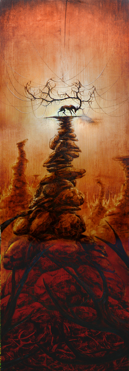 The Antlers by Tsairi