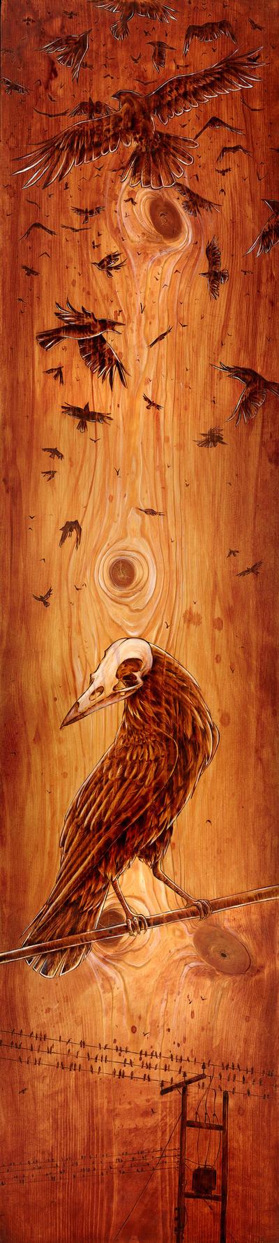 The Birds by Tsairi