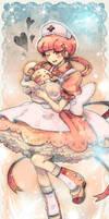Magical Nurse Joy by Mi-eau
