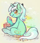 Hooves and Popcorn