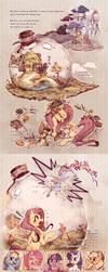 MLP comic - Butterfly by Mi-eau