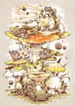 Mushroom Mother