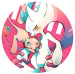 Mew and Newtwo