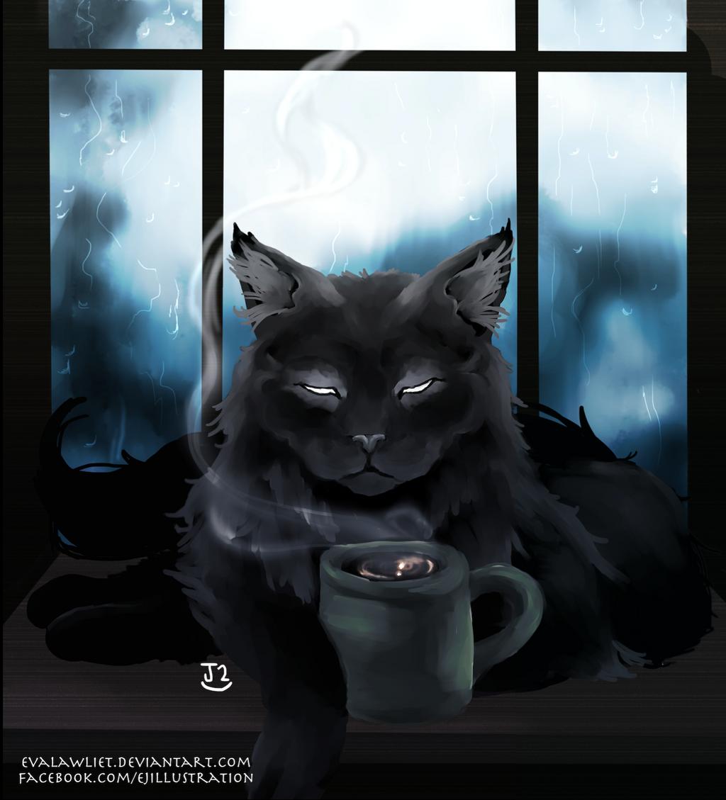 Dark Roast by EvaLawliet