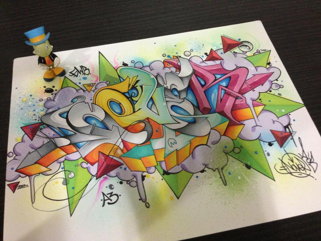 mixing styles NOVER GWB by NoverGWB