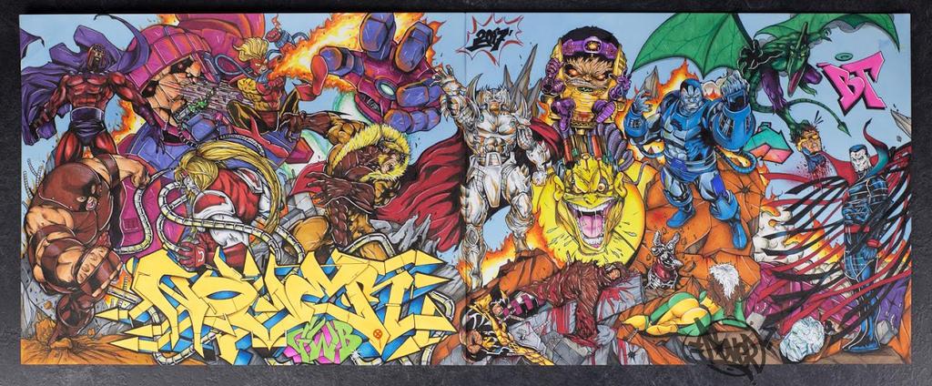 KILL X-MEN NOVER GWB by NoverGWB