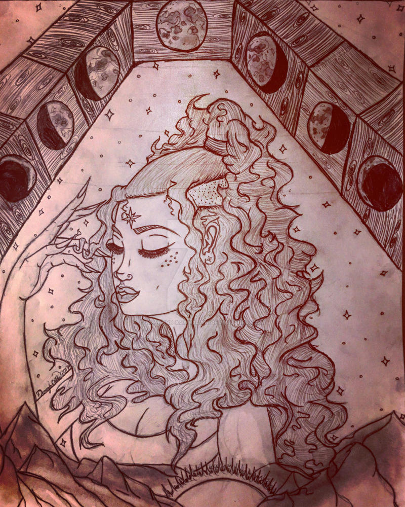 She is the North Star by Empress-XjanXjan