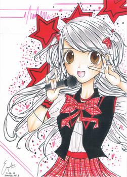 Anime singer