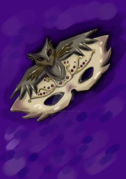 Mask-owl