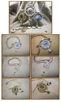 pendants by Comics-kinder