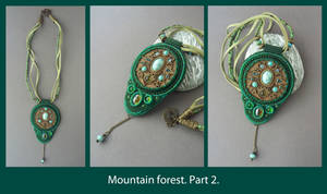 jewelry Mountain forest part 2