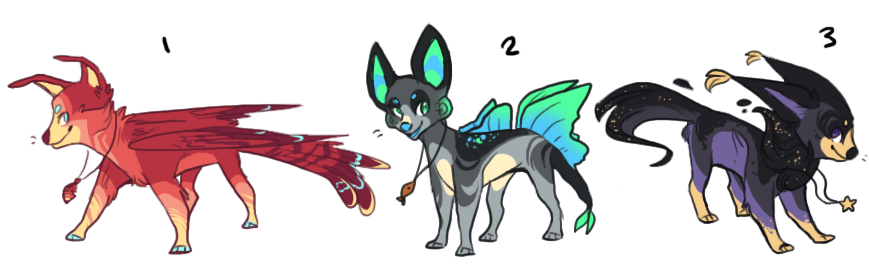 Adopts Auction :OPEN by Redrie