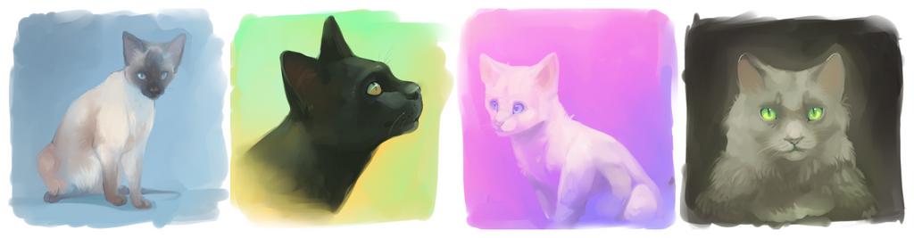catsSsSS by Redrie