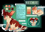 Redrie 2014