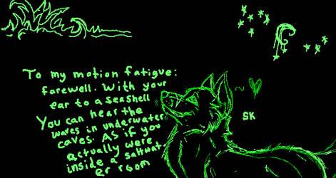 Saltwater R OO M-bubcat sketch by Stonekill