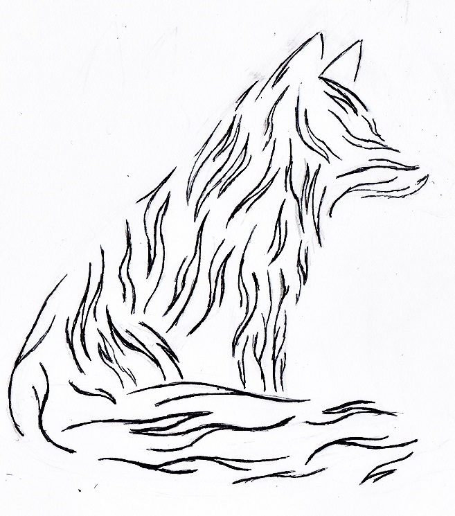 Gallery For gt Tribal Animal Drawings