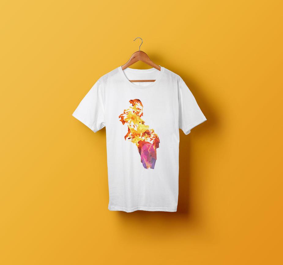 T-shirt by klepa17