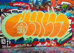 finally, a good throwie... by ChilloHaus