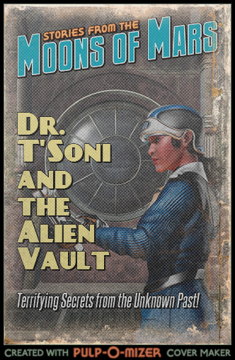 Dr. T'Soni and the Alien Vault