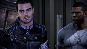 ME3 Kaidan: You Know the Commander? by TheWonderingSword