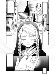 Lover - short story manga page by panom