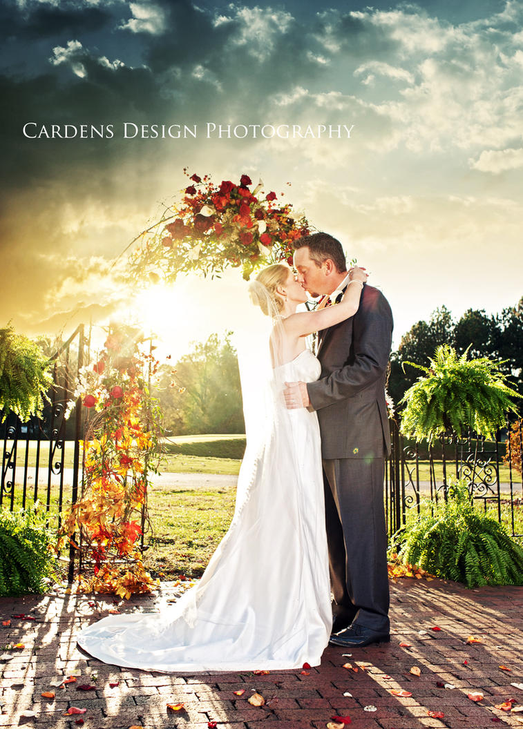 Sunset Wedding by kevron2001
