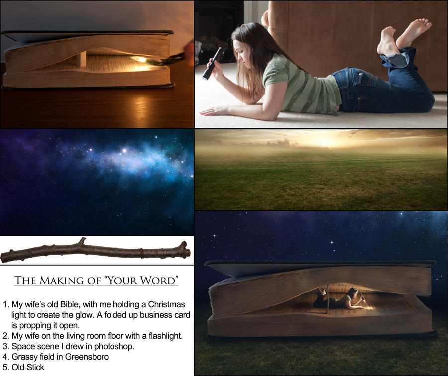 Making of Your Word