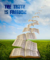 The Truth is Freedom by kevron2001
