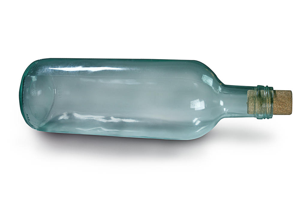FREE STOCK IMAGE - Glass Bottle