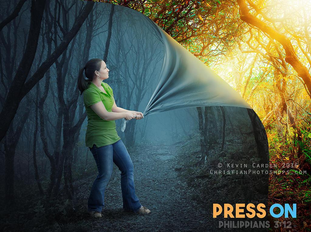 Press On by kevron2001