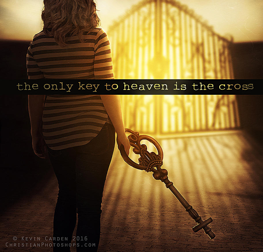 The key to heaven by kevron2001