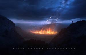Sodom and Gomorrah by kevron2001