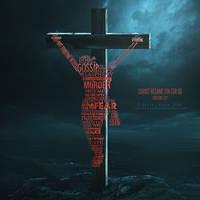 Christ became sin