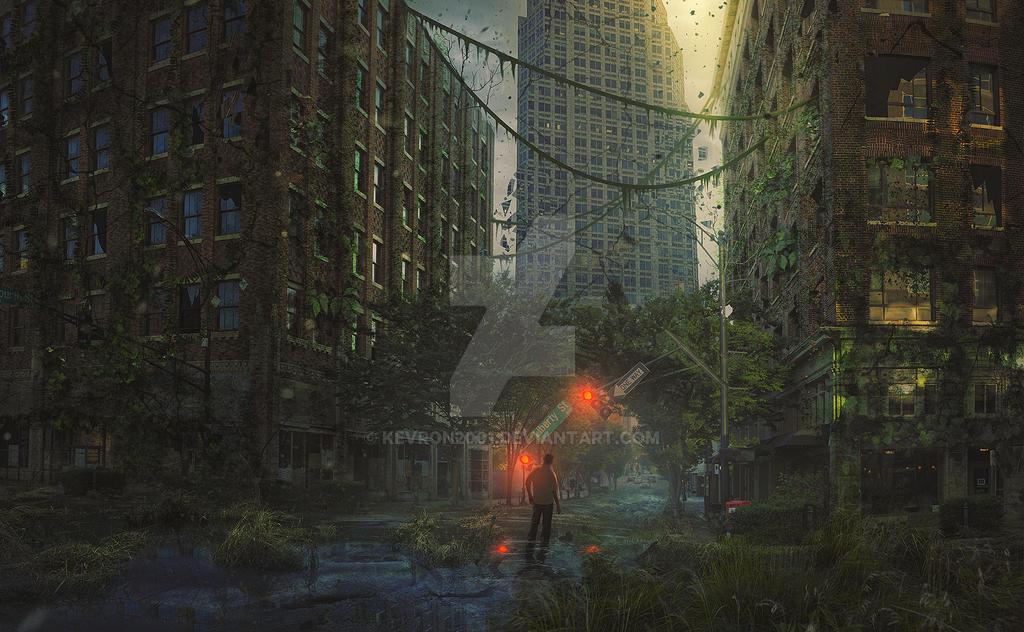 Ruins by kevron2001
