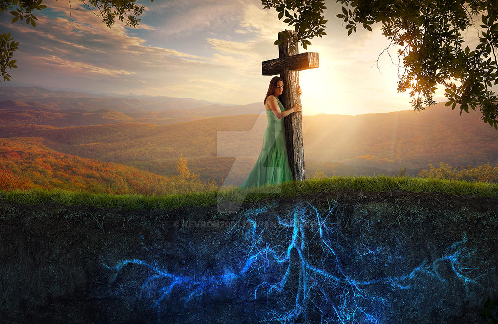 Power of the cross by kevron2001