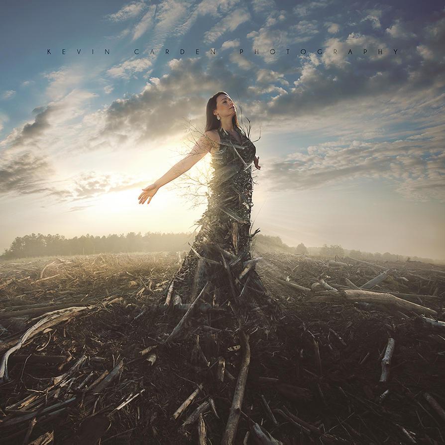 Praise in desolation by kevron2001