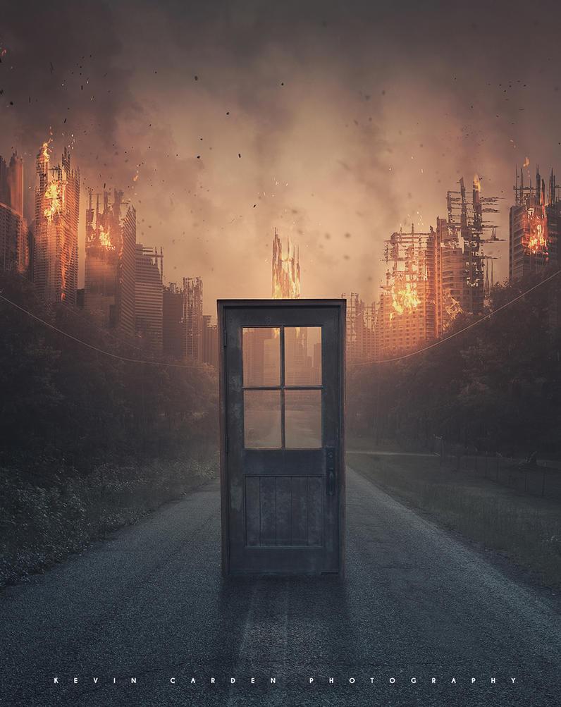 The Door by kevron2001