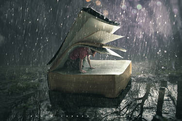 Safe in the storm by kevron2001