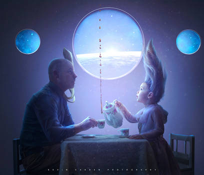 Tea Party out of this World