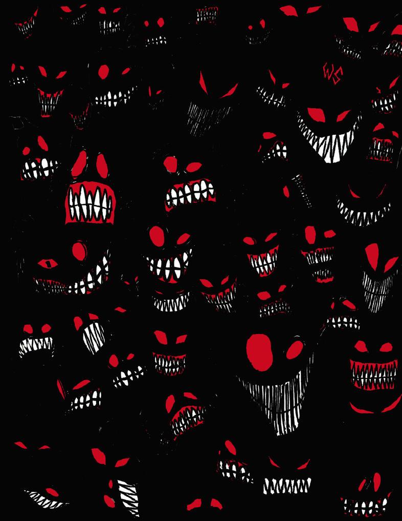 Alternate Nightmares by Gaarathehated