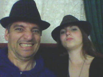 Dad and I xD
